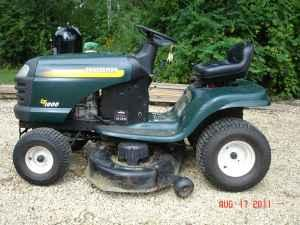 Craftsman Lt1000 Tractor Mower Capron For Sale In