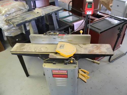 Craftsman Pro Power Tools Planer Drill Press Band
