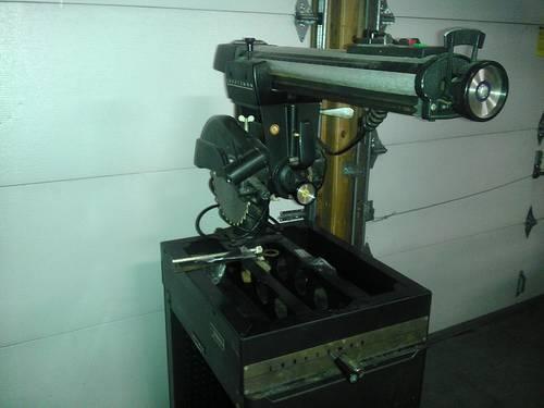 "Craftsman Radial 100 10"" -- ALL ORIGINAL! for Sale in Kent, Washington"