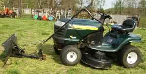 Craftsman riding lawn mower - (Lynchburg,VA.) for Sale in ...