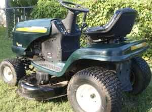 Craftsman Riding Lawn Mower 1 Hr East Of Brainerd For
