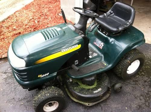 Craftsman Riding Lawn Mower 10hp Clifieds Across The Usa Americanlisted