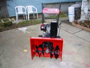 Craftsman Snow blower for sale (milwaukee)
