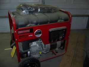 Craftsman 5600 Watt Generator New Corning Iowa For