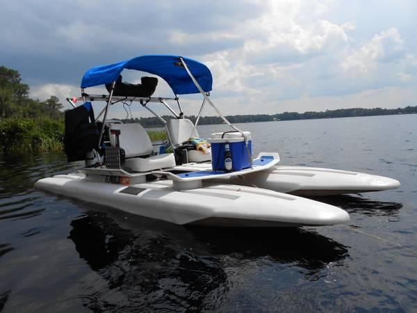 CRAIG CAT AWESOME LIL BOAT - for Sale in Gainesville ...