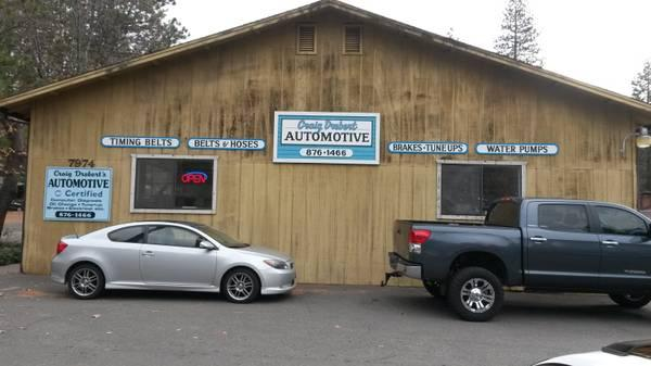 Craig Drebertis Automotive
