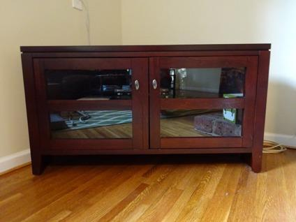 Crate Amp Barrel Corner Tv Stand For Sale In Charlotte