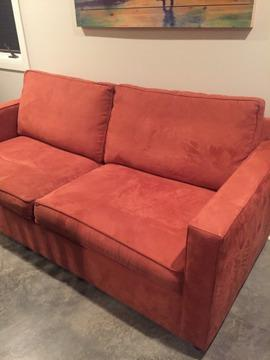 Crate Barrel Sleeper Sofa For In