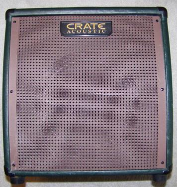 Crate Ca6110d Acoustic Guitar Amp For Sale In Frisco Texas