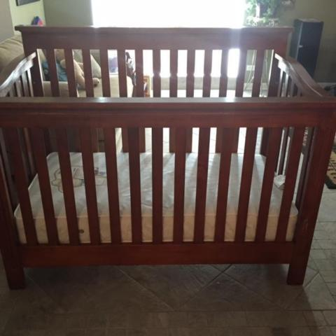 Crib And 2 Dressers Essentials By Baby Cache For Sale In Orland