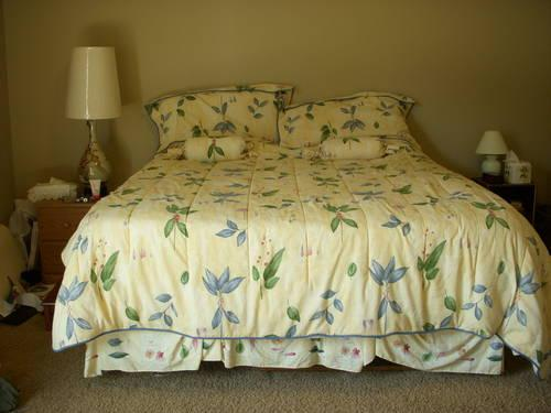 Croscill Botanica Gazebo 25 Pieces King Comforter Bed And