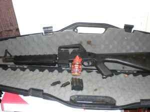CROSMAN A I R 17 BB/Pellet gun - $175 (Ottumwa, Iowa)
