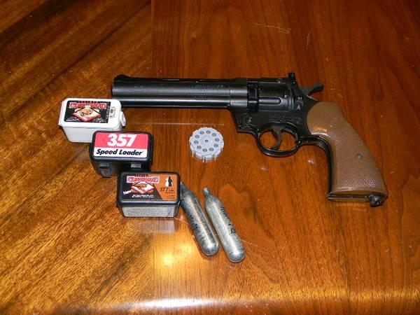 Crossman Co2 Pellet Pistol - $30