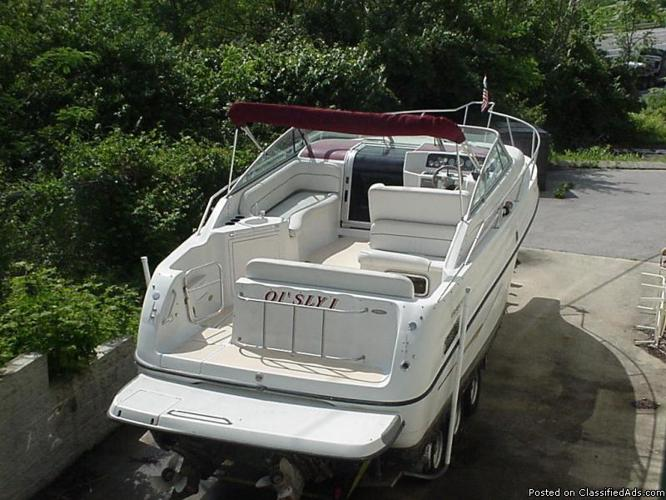 Crownline CR290 Cuddy Cabin-Cruiser 8211 only $ 845  Ft.