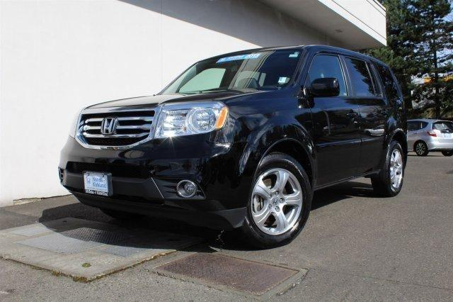 crystal black pearl 2013 honda pilot ex l for sale in houghton washington classified. Black Bedroom Furniture Sets. Home Design Ideas
