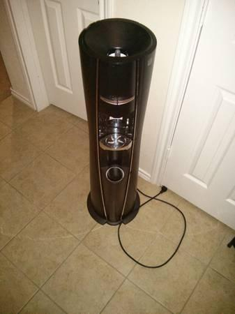 Crystal Mountain Black Water Cooler For Sale In Fresno