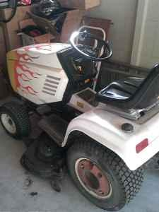 CUB CADET 1340 RIDING MOWER - $375 (MARION, IL)