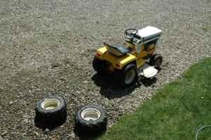 Cub Cadet 149 and attachments - $2000 (Oil City, PA)