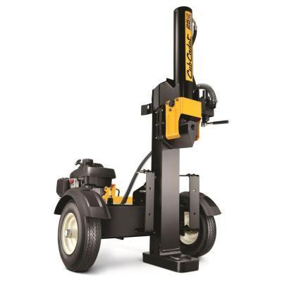 yard machine 26 ton log splitter manual