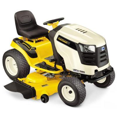 Cub Cadet 50 in  25 HP Twin Kohler Courage Front Engine Automatic Riding  Mower LGTX1050