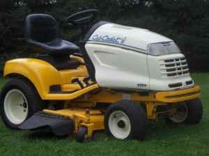 Cub Cadet Garden Tractor Vernon For Sale In Hartford