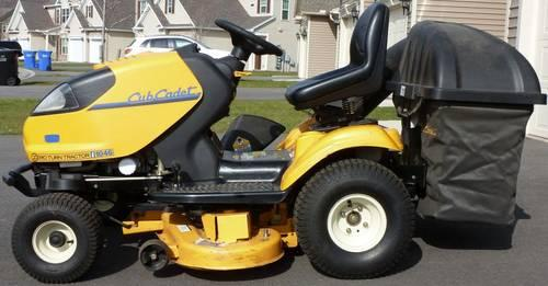 Cub Cadet i1046 Zero Turn Lawn Tractor with Double Bagger for Sale on cub cadet i1050 wiring schematic, cub cadet gt1554 wiring schematic, cub cadet lt1045 wiring schematic,