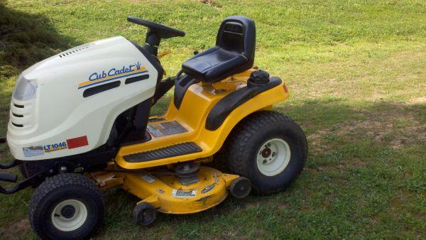 Cub Cadet Lawn Tractor For Sale In Chattanooga Tennessee Classified
