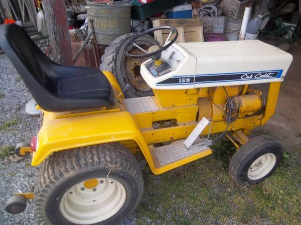 Cub Cadet Pulling Parts : Cub cadet pulling tractor cochranville for sale in