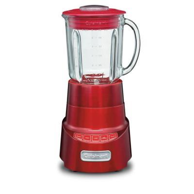 Cuisinart SmartPower Deluxe Blender in Metallic Red