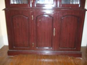 Curio Cabinet - $300 (Sumter)