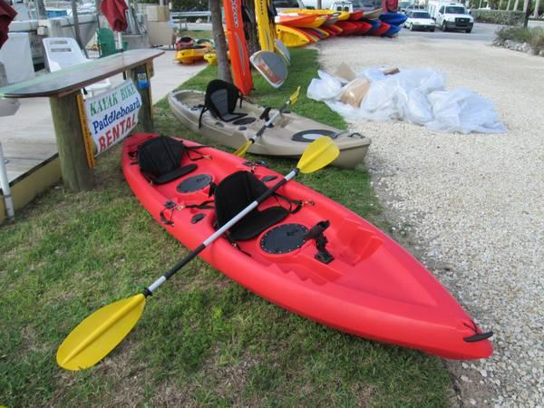 CURLY'S FISHING KAYAKS FOR RENT OR SALE - $695