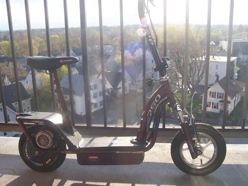 Currie Electric Scooter