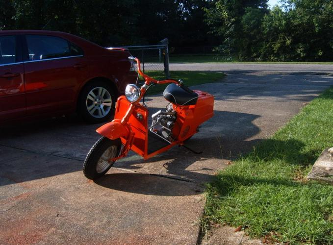 Cushman motor scooter for sale for sale in pensacola for Motor wheelchair for sale