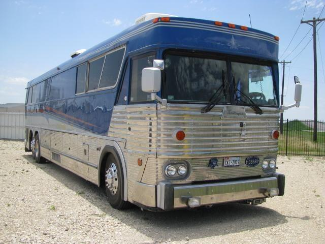 Custom 1972 Mci Challenger 7 Bus Rv Motorhome For Sale In