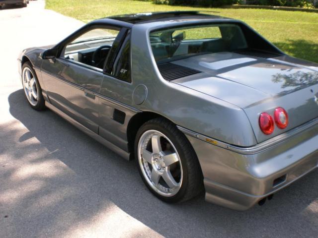 Custom 1985 Pontiac Fiero For Sale In Bowerstown Indiana
