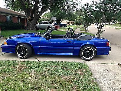 Custom 1992 Ford Mustang Convertible 351w All New For