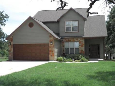 Custom 2 story home l b j lake built in 08 very private for 2 story lake house