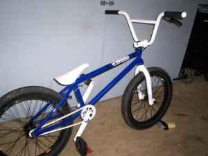 Bmx Bikes Salem Oregon Custom Fit BMX bike CASH