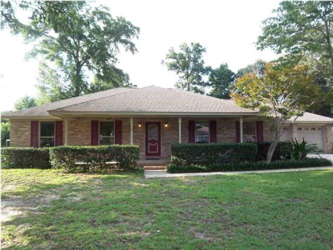 Custom Brick Home In Pensacola Sold For Sale In