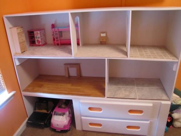 Custom Built Barbie House For Sale In Roanoke Virginia