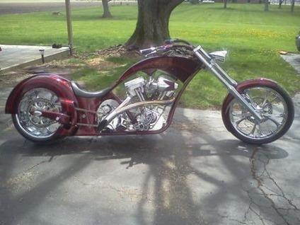 Custom Built Motorcycles Chopper