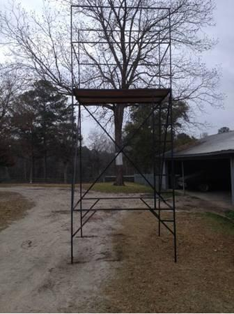 Custom built tower stands! - $450