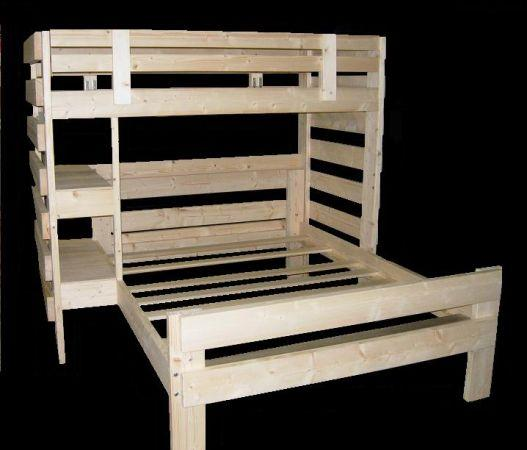 Custom Bunk Beds at Factory Prices - (Lubbock) for Sale in Clovis, New ...