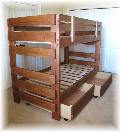 Custom bunk beds at factory prices lubbock for sale in - Unique beds for sale ...