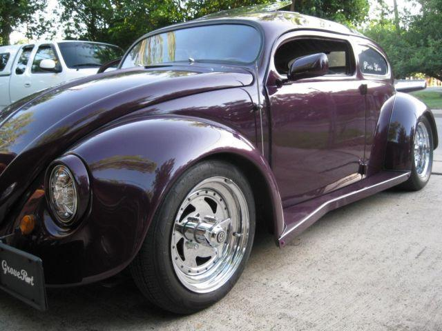 Custom Chopped Vw Beetle For Sale In Dallas Texas