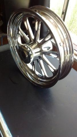 Custom Chrome Wheel 16