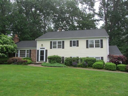 Custom Colonial Home Located In The Heart Of Morristown