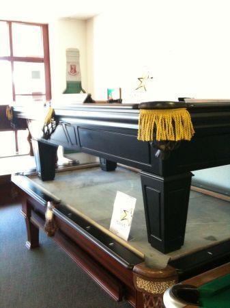 Custom Fischer Duke Pool Table Joplin For Sale In