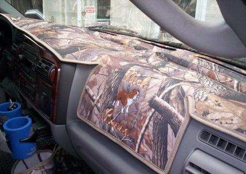 Custom Fit Camouflage Dash Cover Great Gift For The