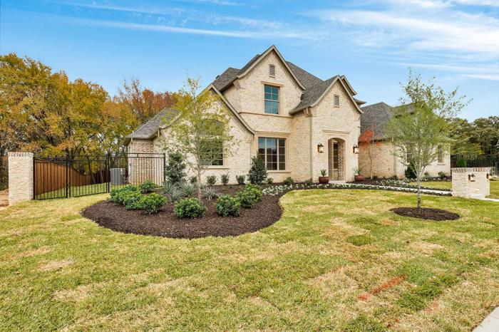 custom home for sale in grapevine texas classified